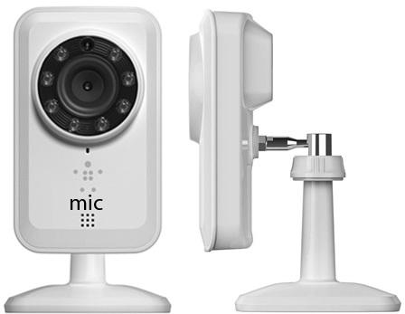 Видеонаблюдение wi fi камера со звуком